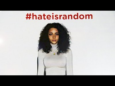 Buchtitel: Hate is random – No hate Speech (#fighthate!) (Video)